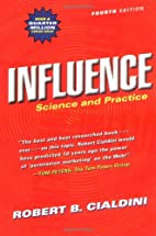 Influence: Science and Practice by Robert B.…