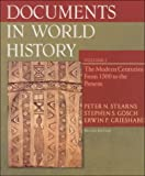 Gosch, Stephen S.: Documents in World History, Volume II: From 1500 to the Present (2nd Edition)