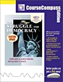 Page, Benjamin I.: The Struggle for Democracy: Coursecompass