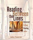 Reading Between the Lines: Advanced College…