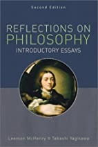 Reflections on Philosophy: Introductory…
