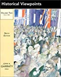 Garraty, John Arthur: Historical Viewpoints: Since 1865