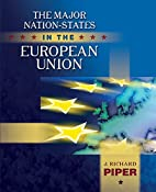 Major Nation-States in the European Union by…