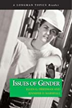 Issues of Gender by Ellen G. Friedman