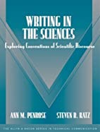Writing in the Sciences: Exploring…