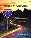 Savitch, Walter J.: Problem Solving With C++: Object of Programming
