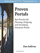 Proven Portals: Best Practices for Planning,…