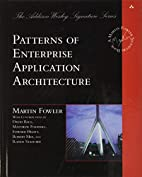 Patterns of Enterprise Application…