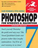 Weinmann, Elaine: Photoshop 7 for Windows & Macintosh, Student Edition