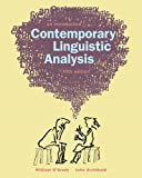 O'Grady, William: Contemporary Linguistics Analysis