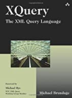 XQuery: The XML Query Language by Michael…