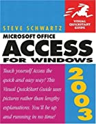 Microsoft Office Access 2003 for Windows by…