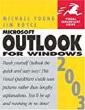 Young, Michael J.: Microsoft Office Outlook 2003 for Windows