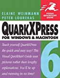 Lourekas, Peter: Quarkxpress 6 for Macintosh and Windows