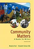 Ford, Marjorie: Community Matters: A Reader for Writers