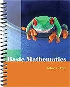 Basic Mathematics by Robert Prior