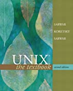 Unix: The Textbook (2nd Edition) by Syed…