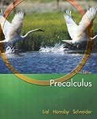 Precalculus (Lial/Hornsby/Schneider Series)…