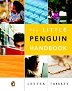 The Little Penguin Handbook by Lester…