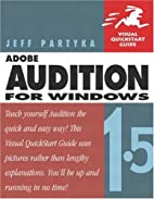 Adobe Audition 1.5 for Windows by Jeff…