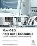 Apple Training Series: Mac OS X Help Desk…