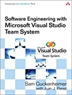 Software Engineering with Microsoft Visual…