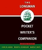Longman Pocket Writer's Companion, The (2nd…