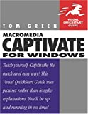 Green, Tom: Macromedia Captivate for Windows