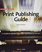 Official Adobe Print Publishing Guide,…