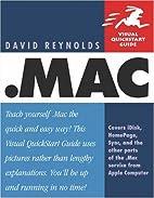 .Mac: Visual QuickStart Guide by David…