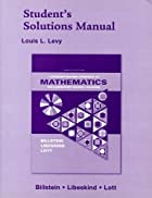 Student Solutions Manual for Elementary…