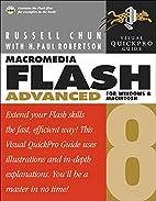 Macromedia Flash 8 Advanced for Windows and…