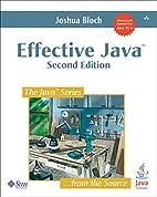 Effective Java (2nd Edition) (Java Series)…