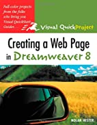 Creating a Web Page in Dreamweaver 8: Visual…
