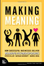 Making Meaning: How Successful Businesses…