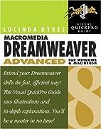 Macromedia Dreamweaver 8 Advanced for…