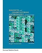 Discrete and Combinatorial Mathematics…