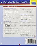 Hass, Joel: Addison-Wesley's Calculus Review, Part 2 (Pt. 2)