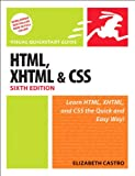 Castro, Elizabeth: Html, Xhtml &amp; Css: Visual Quickstart Guide