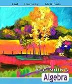 Beginning Algebra plus MyMathLab Student…
