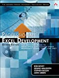 Bovey, Rob: Professional Excel Development: The Definitive Guide to Developing Applications Using Microsoft Excel, VBA, and .NET (2nd Edition)