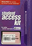 Campbell, Neil A.: WebCT Student Access Kit for Biology: Concepts & Connections