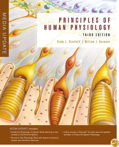 TPrinciples of Human Physiology, Media Update Value Pack (includes Physiology Coloring Book & Get Ready for A&P)