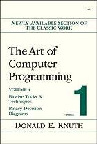 The Art of Computer Programming, Volume 4,…