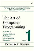 The Art of Computer Programming, Volume 4,…