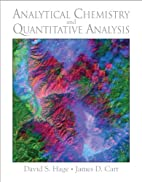 Analytical Chemistry and Quantitative…