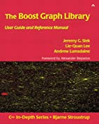 The Boost Graph Library: User Guide and…