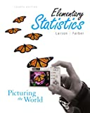 Larson, Ron: Elementary Statistics: Picturing the World Value Package (includes MyMathLab for WebCT Student Access Kit)