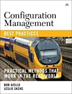Configuration management best practices :…