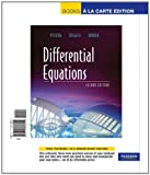 Polking, John: Differential Equations, Books a la Carte Edition (2nd Edition)